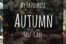 Self-Care / A collection of self-care ideas for both physical, emotional and mental wellbeing.