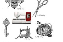 Janome Embroidery Patterns