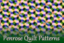 Penrose tessalations