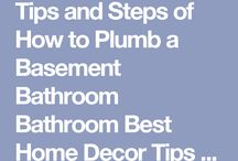 Basement Shower Ideas