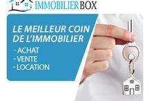 Annonces de ventes et de locations immobilières en France / Annonces de ventes et de locations immobilières en France Immobilierbox le site de votre logement.