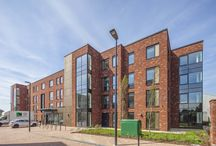 Aluprof on Residential / Aluprof aluminium systems used across the UK on residential developments