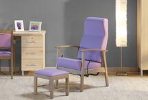 Matifas / Retrouvez le mobilier médicalisé destiné à l'aménagement des lieux de vie et des chambres d'hôpitaux et de maisons de retraite. Découvrez notre site : http://www.matifas.com/