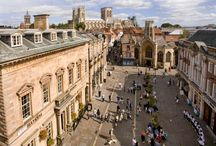 UK Cities: York / A few highlights of one of my favourite English cities