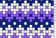mønsterstrik