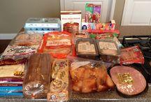 School Freezer Food
