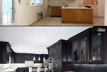 Kitchen Cabinets Renovation Before and After Photos / Discover some of our recent classic, transitional and modern kitchen cabinets renovation made by Joseph Kitchens in Greater Toronto Area.