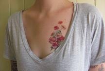 Tattoo ideas... Love x