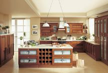 WFM Kuchnie: klasyka / Klasyczne aranżacje kuchenne z wykożrzystaniem mebli WM