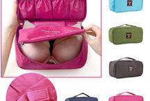 Seyahat iç çamaşırı çantası