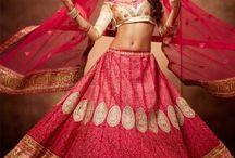 Designer Collection Of Bridal Lehenga Cholis
