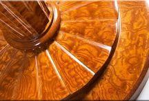 Biedermeier stílusú antik bútor
