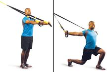 TRX  / Workouts / by Beverley Bowlin