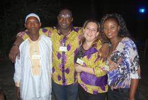 Soirée Kanya Voyage Conakry 17-11-13 / Invité d'honneur, Monsieur le Ministre du Tourisme. Toute l'équipe de #KanyaVoyage a présenté ses Temps Forts 2013-204