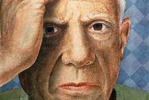 Portraits masculins / Quand l'homme est la muse de l'artiste