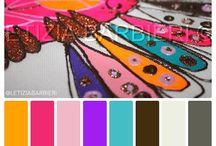 INSPIRATION COLOR / Colori e ispirazioni
