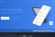 Mobile Application Frame Work