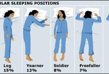 Sleep Positions / by Sleep.com