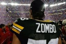 Football. Zombo. Fan / by Jazz Zombo