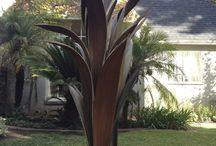 Palm spathe