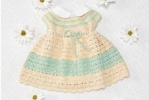 Baby & children crochet
