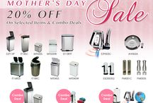 Mother's Day Sale 2015 / 20% off selected items for Mother's Day 2015