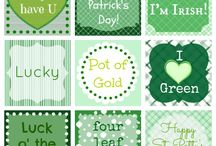 Saint Patrick's Day Worksheets and More! / Fun and cute activities to celebrate Saint Patrick's Day.