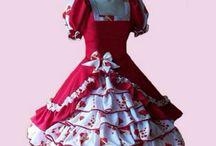 vestidos huasa