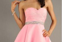 Prom/bridesmaid dresses