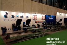 FERIAS MOTORTEC AUTOMECHANIKA 2011-2017 / Os mostramos nuestras participaciones en las ferias  de automoción Motortec Automechanika Madrid