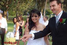 Wedding cheese cake / Wedding cake