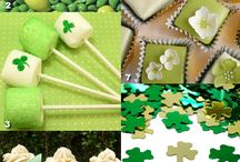 St. Patrick's Day Party Ideas and Food / St. Patrick's Day ideas for parties and food. Invite your Irish pals!