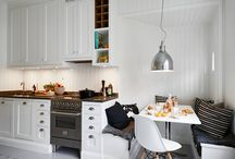 Kitchen / Bits and Pieces of Beautiful Kitchens