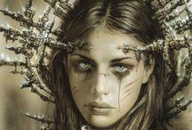 Fantasy artists I like / by Paula OMalley