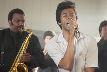 Get On Up / In his follow-up to the four-time Academy Award®-nominated blockbuster The Help, Tate Taylor directs 42's Chadwick Boseman as James Brown in Get on Up.  / by Universal Pictures