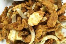Vegan Air Fryer Recipes / Vegan recipes to make in the air fryer.