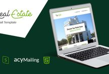 Email Marketing Templates / Check out the email marketing templates that fully functional and compatible with all the email marketing platforms such as AcyMailing, MailChimp etc.