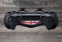 PS4 Controller Light Bar Decals / Our selection of PS4 Controller Light Bar Decals. Available at www.vinylinfusion.co.uk