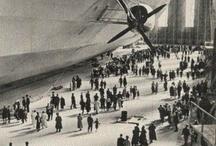 Zeppelins and biplanes