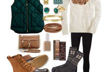 Styles I like / Relaxed preppy look