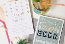 Envelopments Social Occasions / We are releasing new designs for social occasions including baby showers, bar/bat mitzvahs, baby announcements, and birthday invitations! Find your favorites here.  / by Envelopments