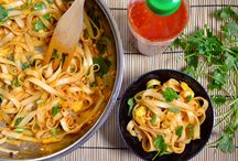 pasta / by Carrie Coppens VanZwol