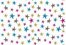 Tissu étoile / Fabrics stars / Couture decoration http://camomemille.blogspot.fr/