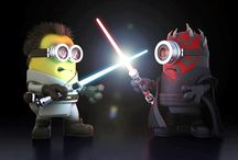 Despicable Me Goodness / Who doesn't love minions?