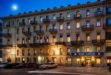 Il nostro Hotel / Moderno ed elegante hotel 4 stelle nella centralissima Via Lagrange, la passeggiata più bella ed elegante di Torino, a pochi metri dalla rinomata Via Roma, da Piazza Castello, da Piazza San Carlo e dal Museo Egizio www.hotelconcordtorino.com