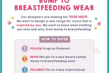 Bump to Breastfeeding wear