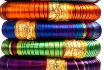 Indian Jewel Tones / Color inspiration for a wedding with Indian jewel tones