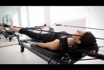 Pilates Reformer Workouts / by Amber Jones Smart