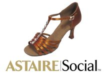 ASTAIRE|Social™ / Our exclusive line of dance shoes; affordable, comfortable, durable!