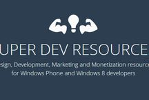 Super Dev Resources / Super charge your Ideas! Find great free resources, tools & design inspiration for your app, game & web development needs. Visit us at http://superdevresources.com/